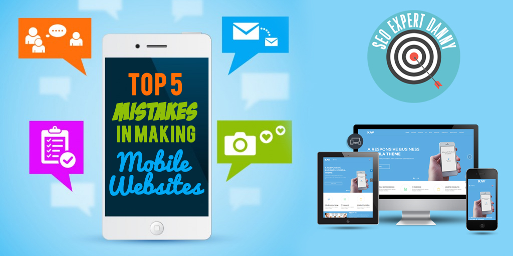 Mistakes to Avoid When Making Mobile Websites image