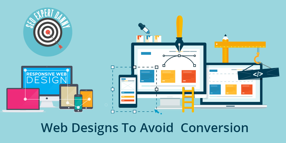 Web Designs to Avoid That Can Kill Conversion image