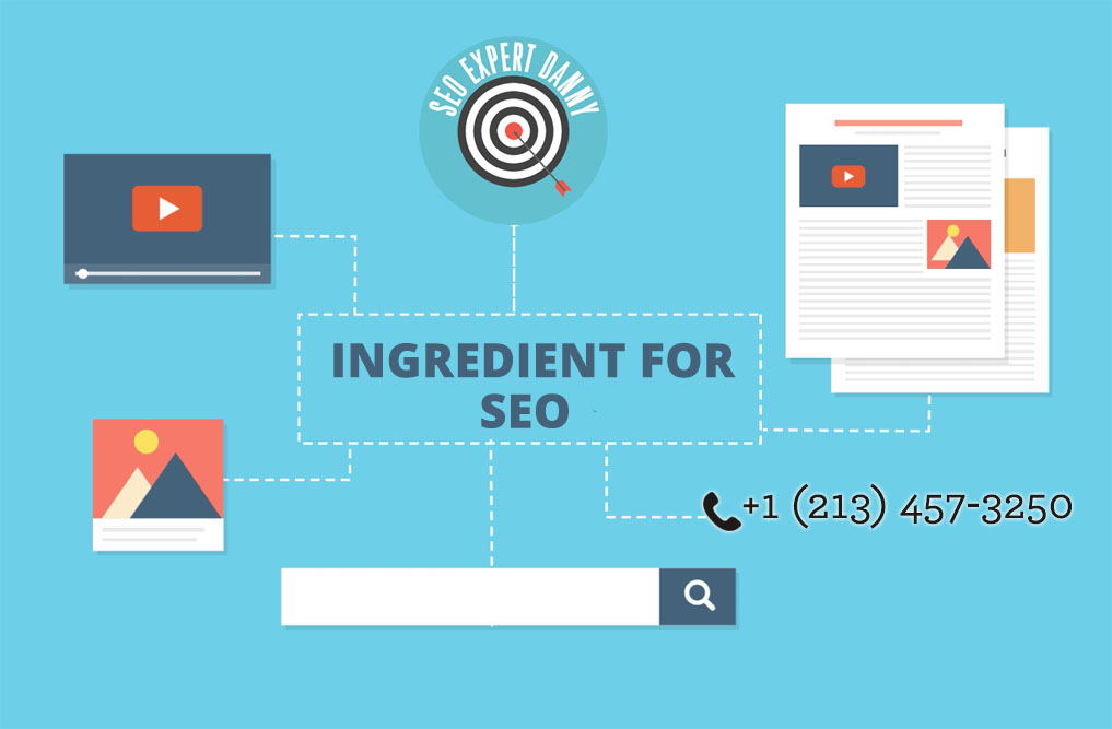 Site Important Ingredient SEO