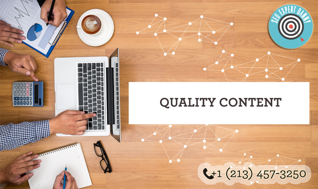 What is Quality Content for Google