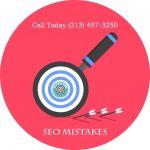 SEO errors you must avoid