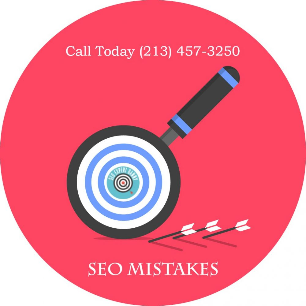 SEO errors you must avoid