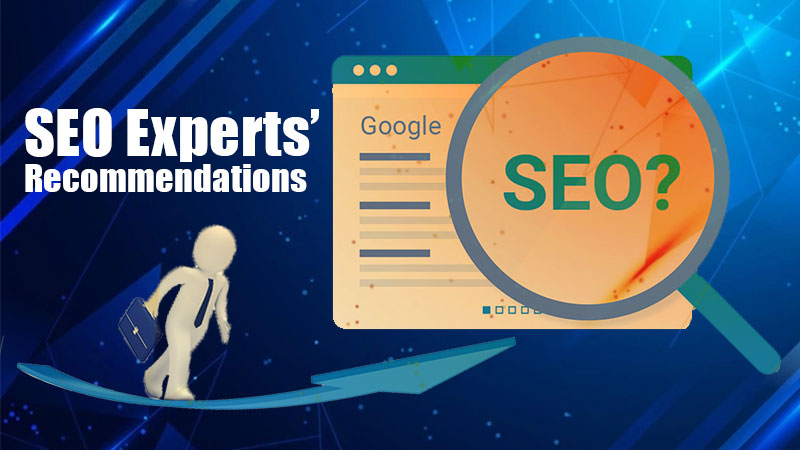 SEO experts recommendations