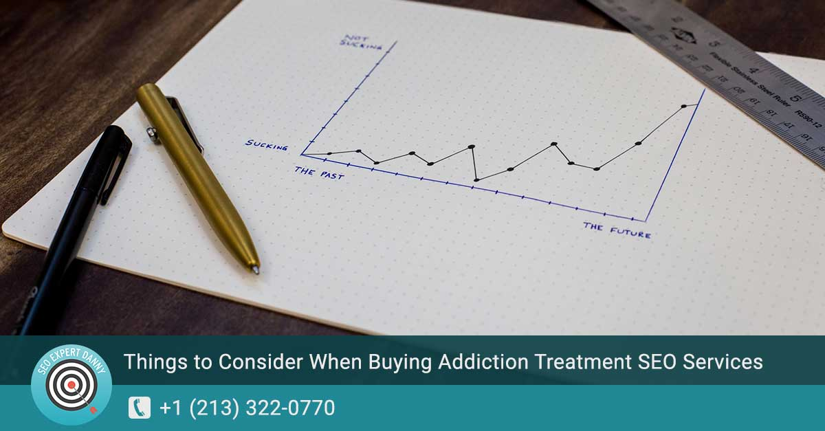 Addiction Treatment SEO
